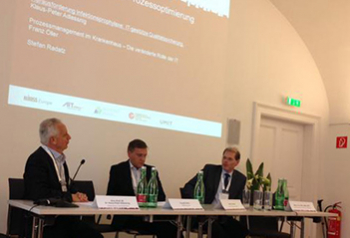 Scientific Contributions at eHealth Summit Austria