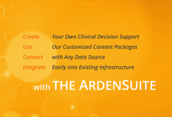 New Release of ArdenSuite Software with Extended Interoperability