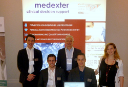 Medexter at eHealth Summit Austria's Industrial Exhibition